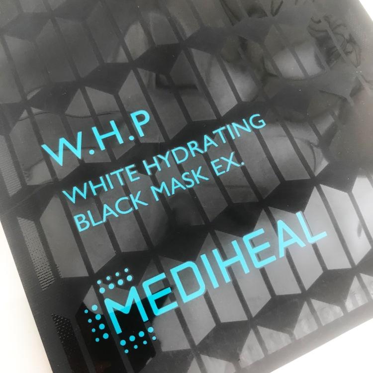 Masque en tissu BTS x Mediheal (2)