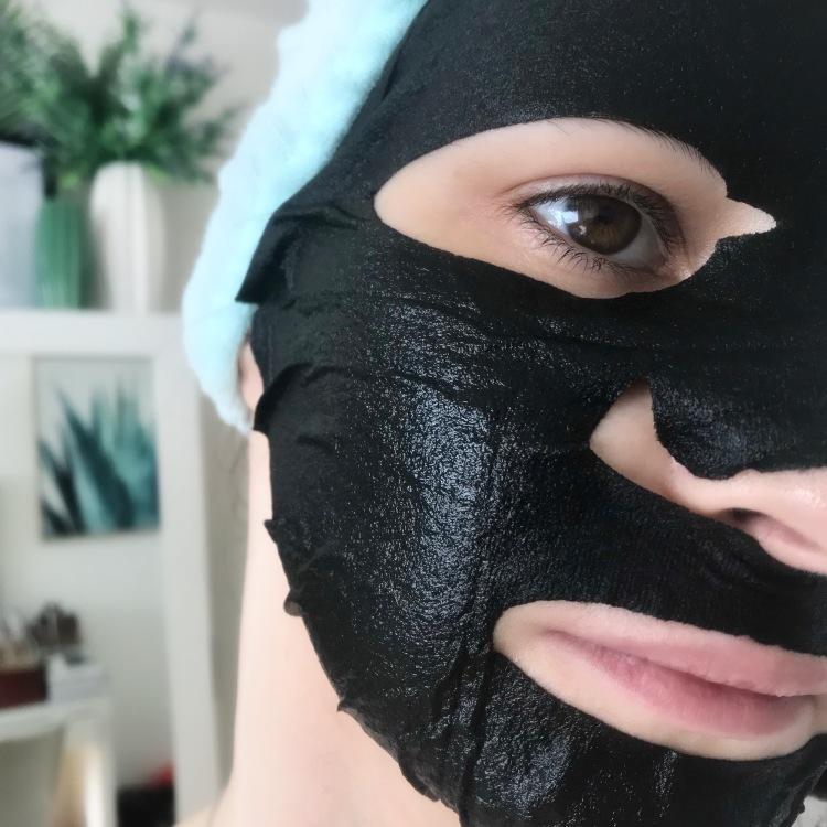 Masque en tissu BTS x Mediheal (3)