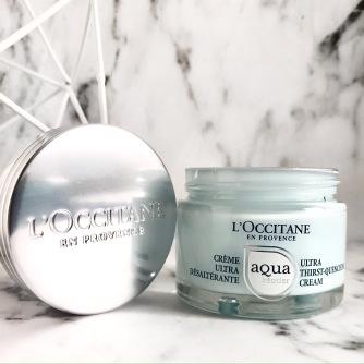 Crème hydratante désaltérante Aqua Réotier de L'Occitane (2)